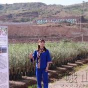 县创建办对甸中镇民族团结进步示范点建设进行检查验收